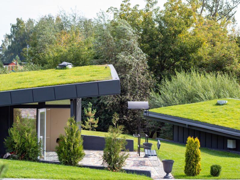 Qu'est-ce qu'une maison écologique autonome ?