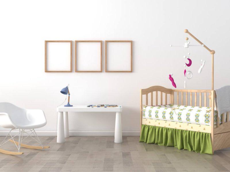 Chambre de bébé : comment aménager le cadre parfait?