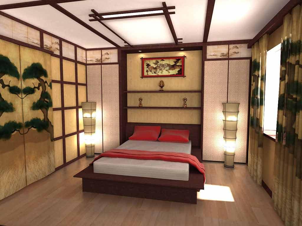décoration intérieure au Japon