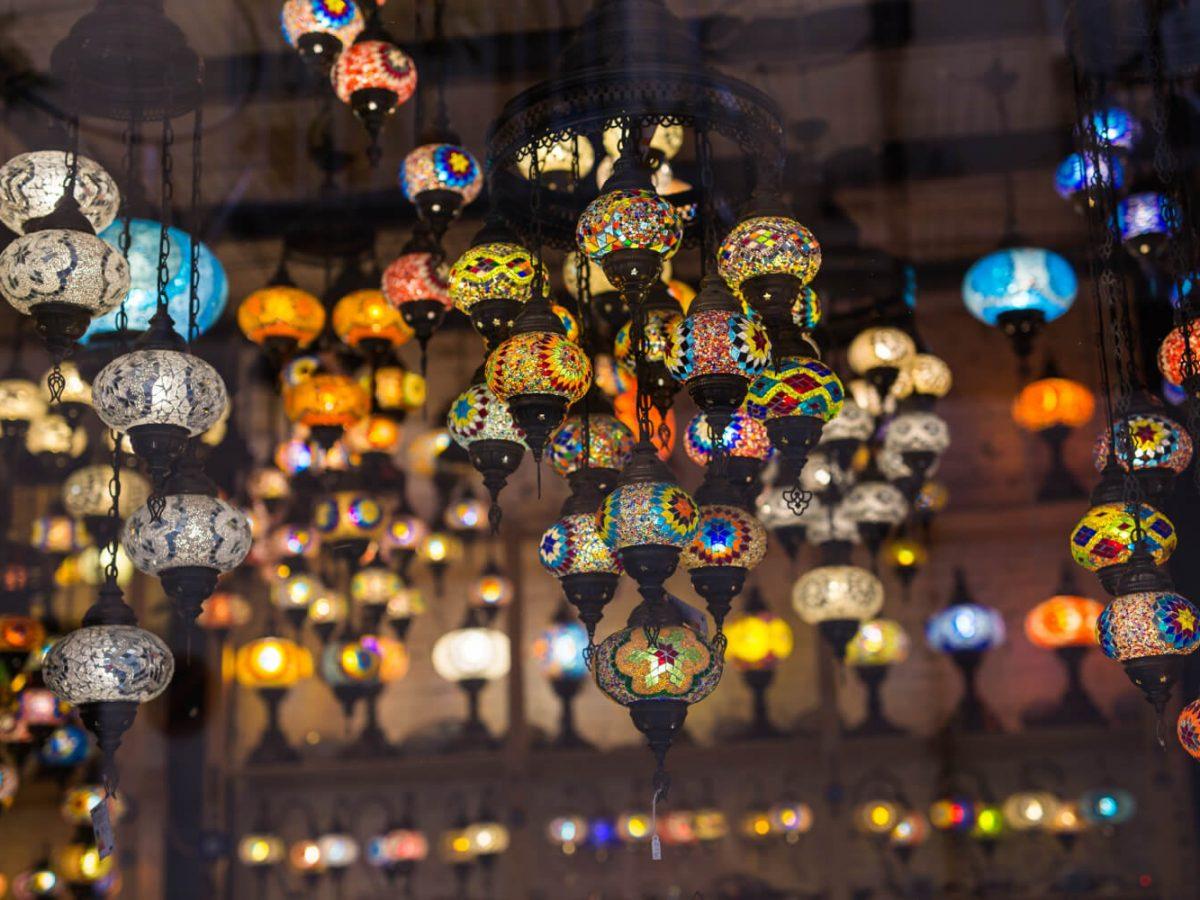 Décoration : les 6 incontournables du style arabique