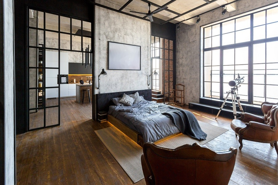 Chambre à coucher : comment adopter un style contemporain ?