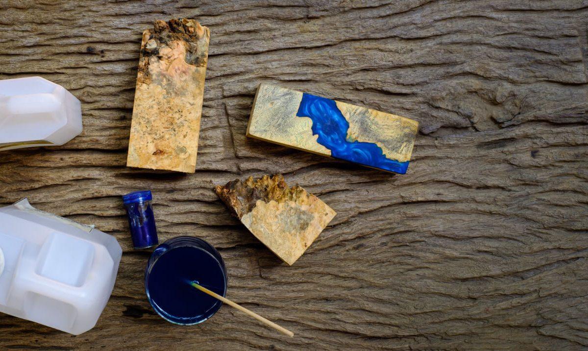 De quelle manière utiliser la résine époxy bois ?